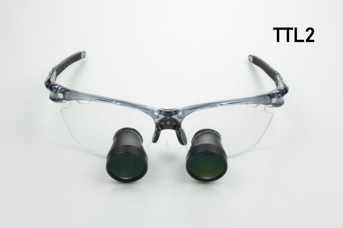 Lupa medyczna TTL2.5x380mm nr.2