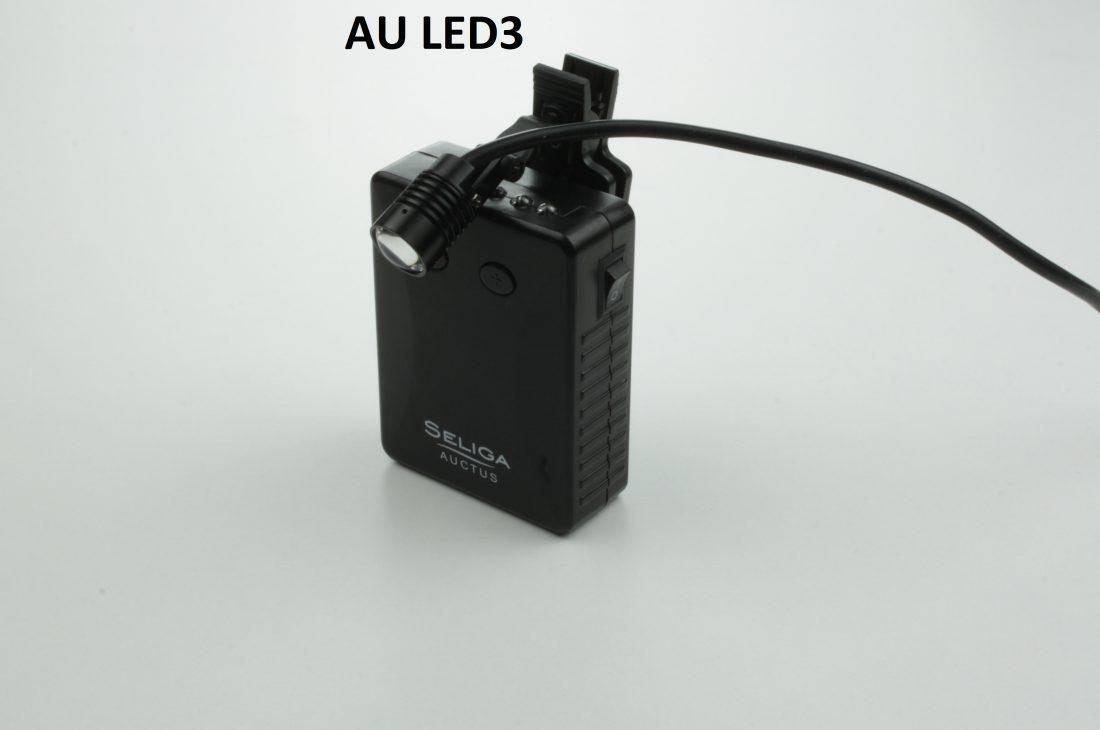 Oświetlenie LED Auctus klamra nr1