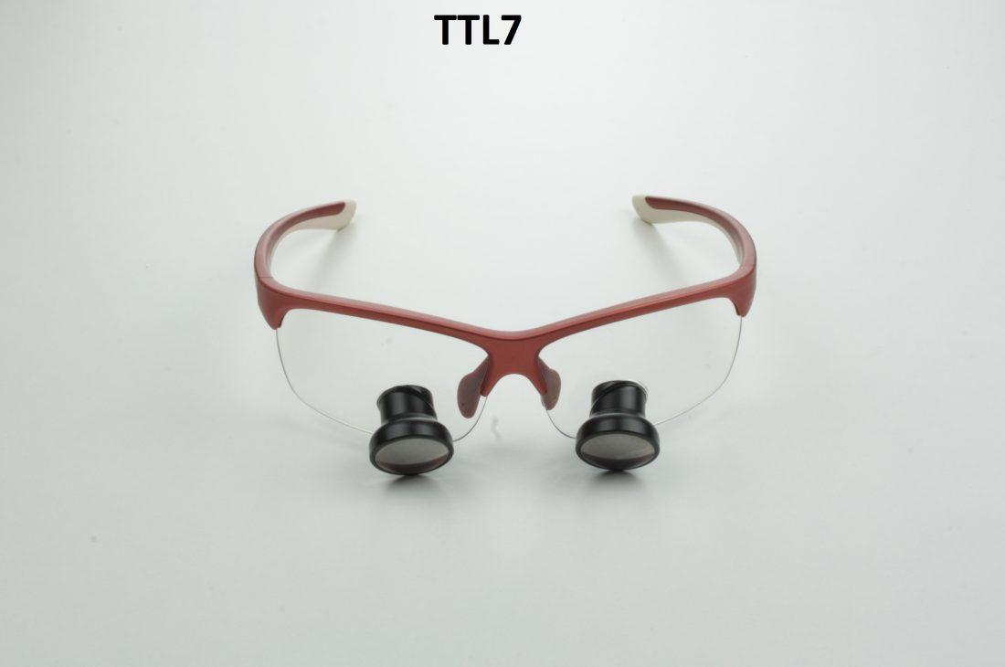 Lupa medyczna TTL nr.7